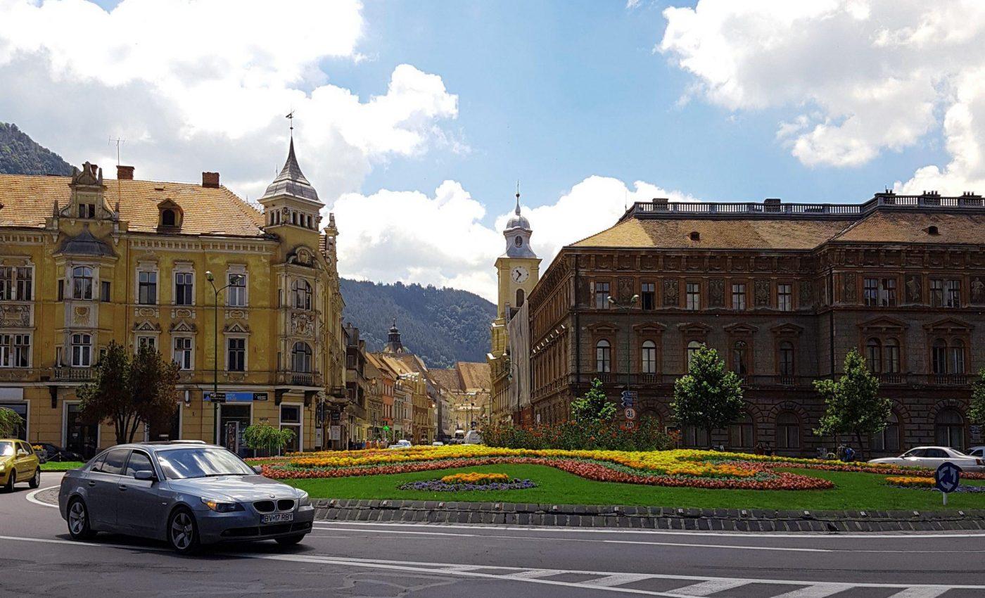מרכז העיר בראשוב