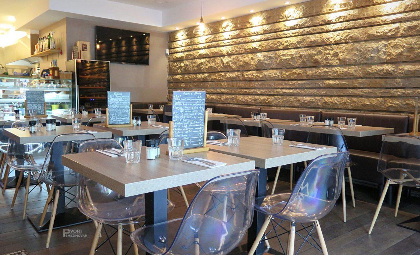 מסעדת Comptoir 43 בליון