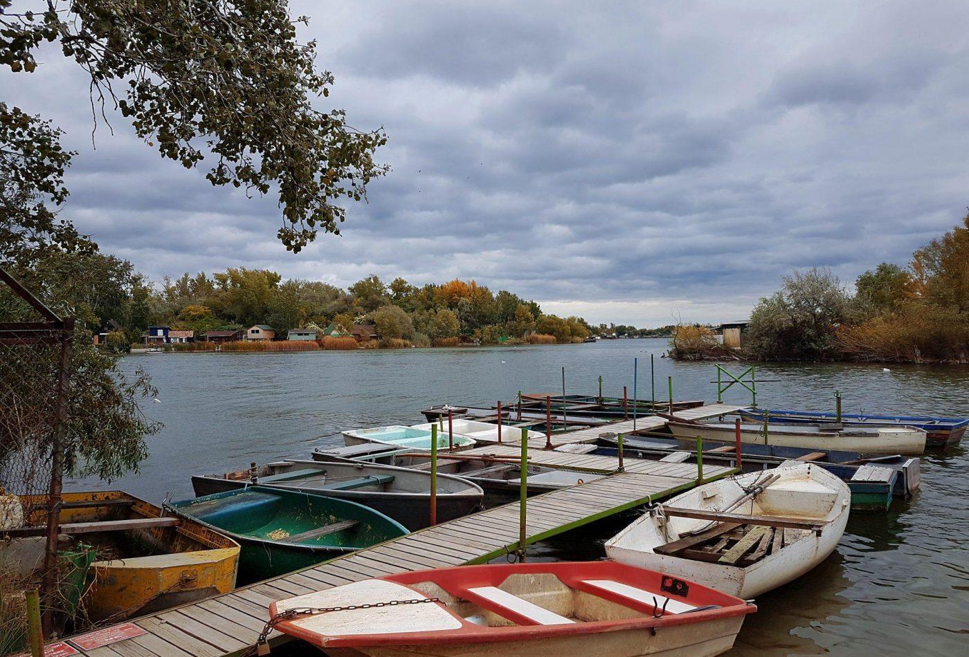 האגם קביצ'וס טו בהונגריה