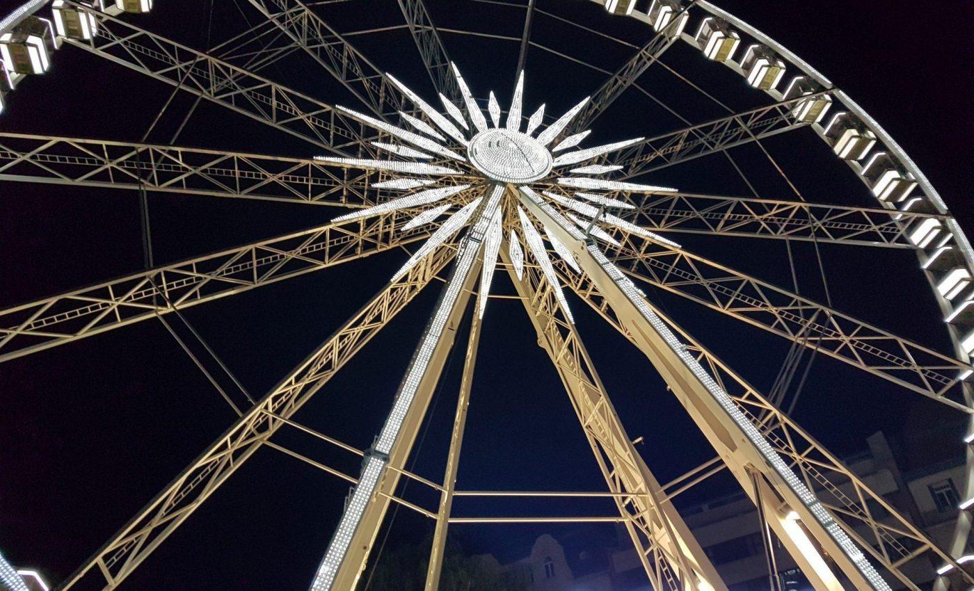 הגלגל ענק