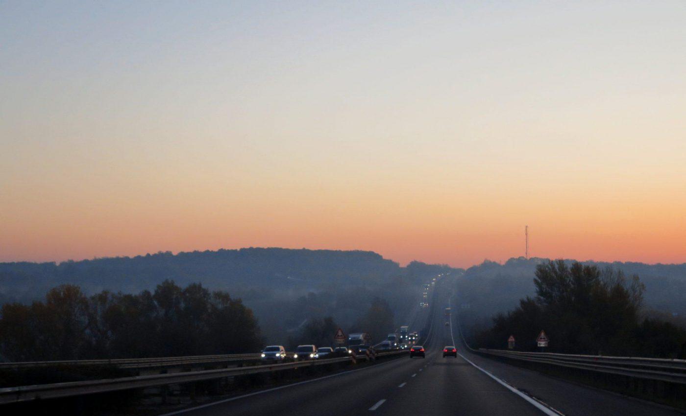 הדרך לבודפשט לפנות בוקר