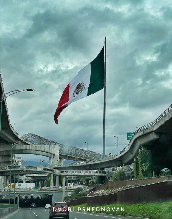 ברוכים הבאים למקסיקו סיטי