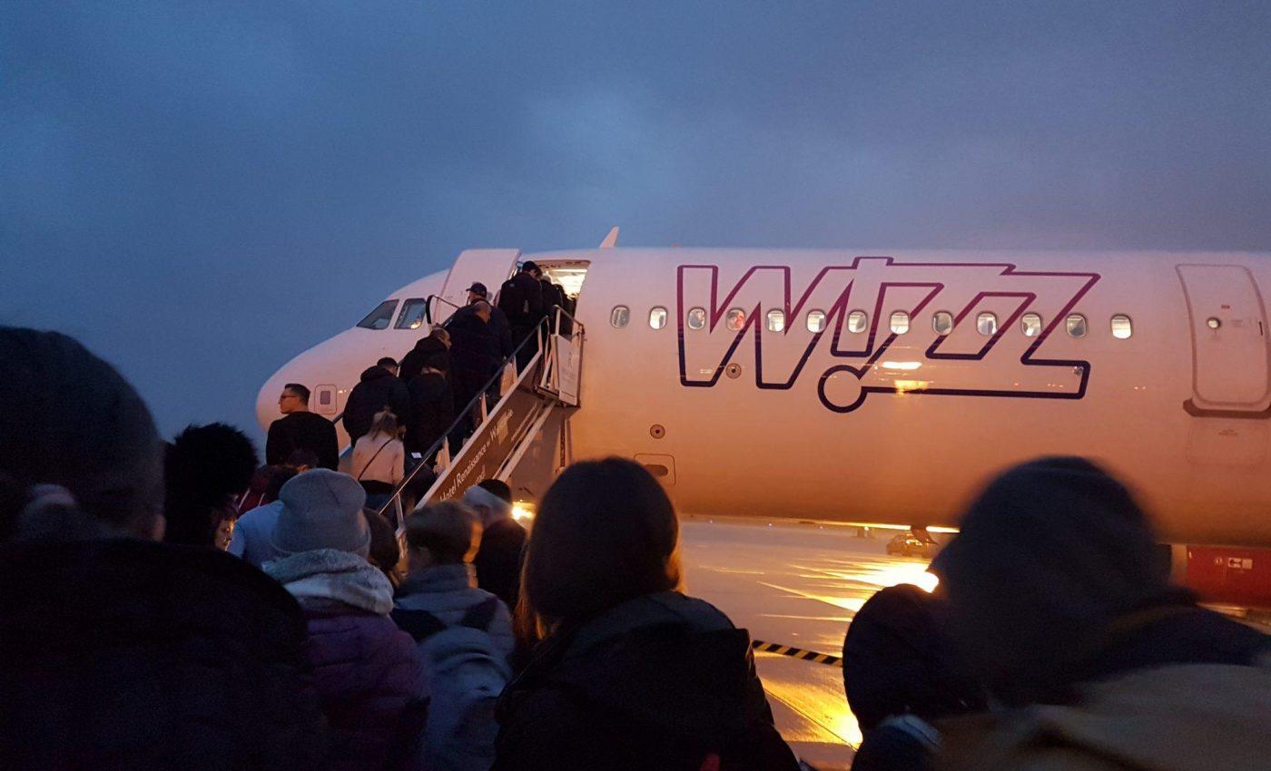 הספקנו את הטיסה!