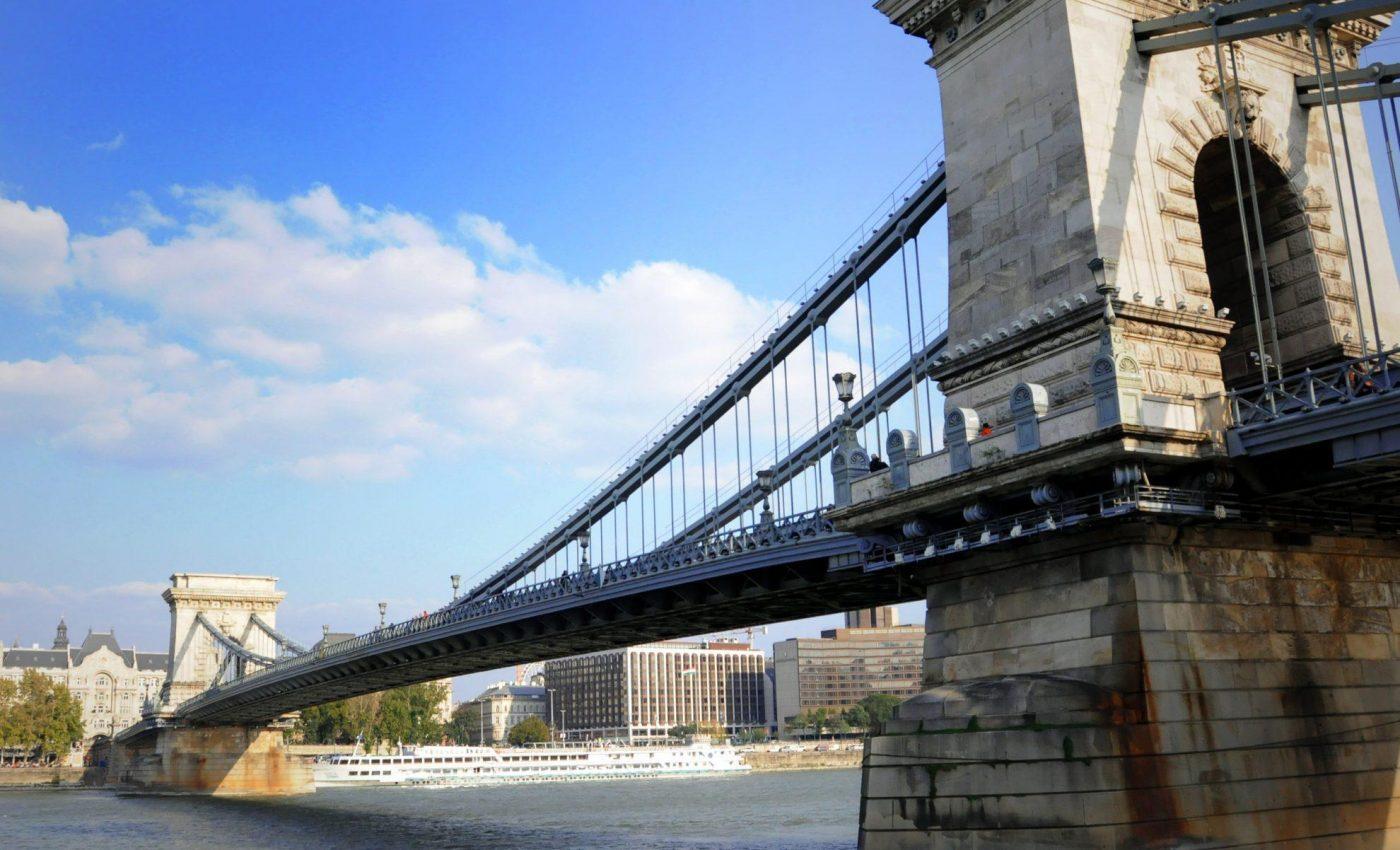 גשר השלשלאות מזווית נוספת