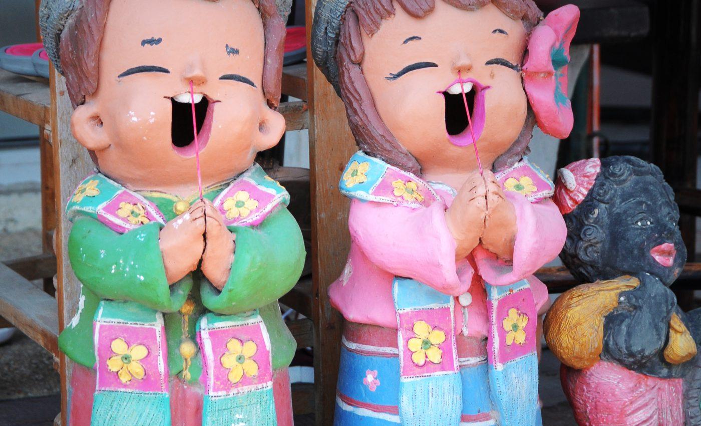 סוואדי קא ברכת שלום תאילנדית