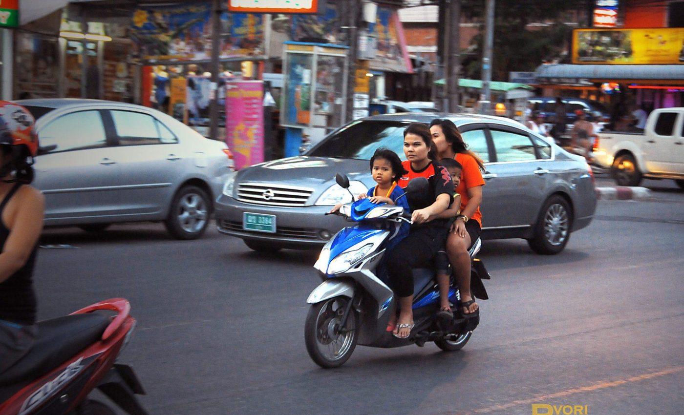 אין חוקי תנועה או בטיחות