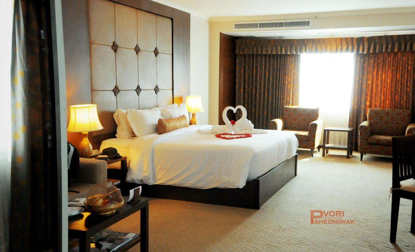 החדר שלנו במלון סוריוונג