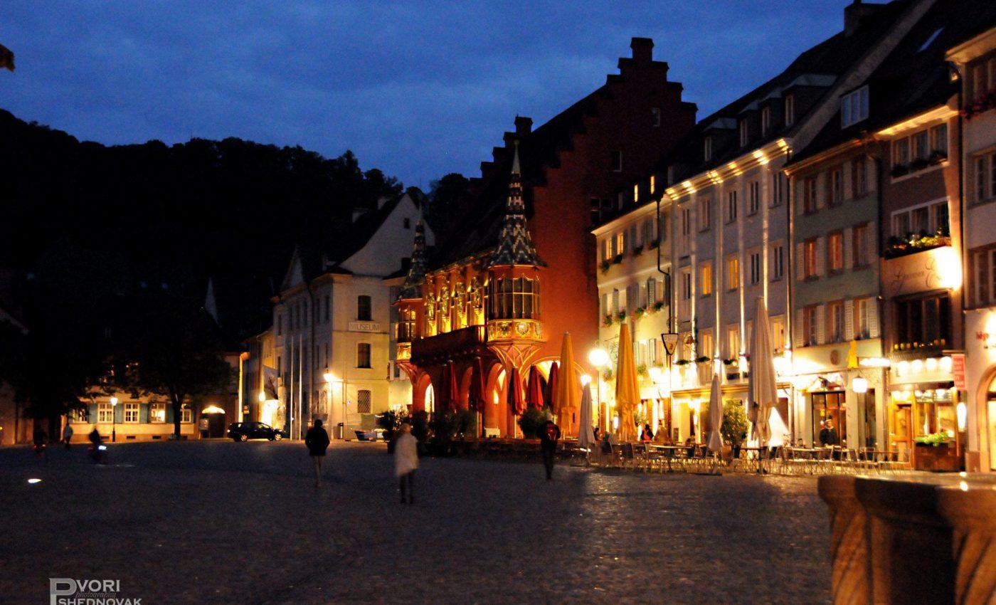 העיירה פרייבורג