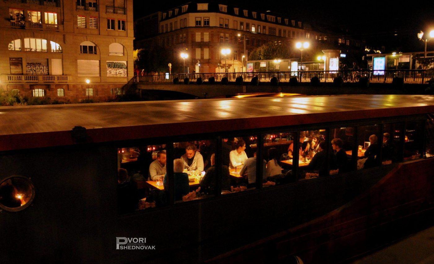 שטרסבורג בלילה