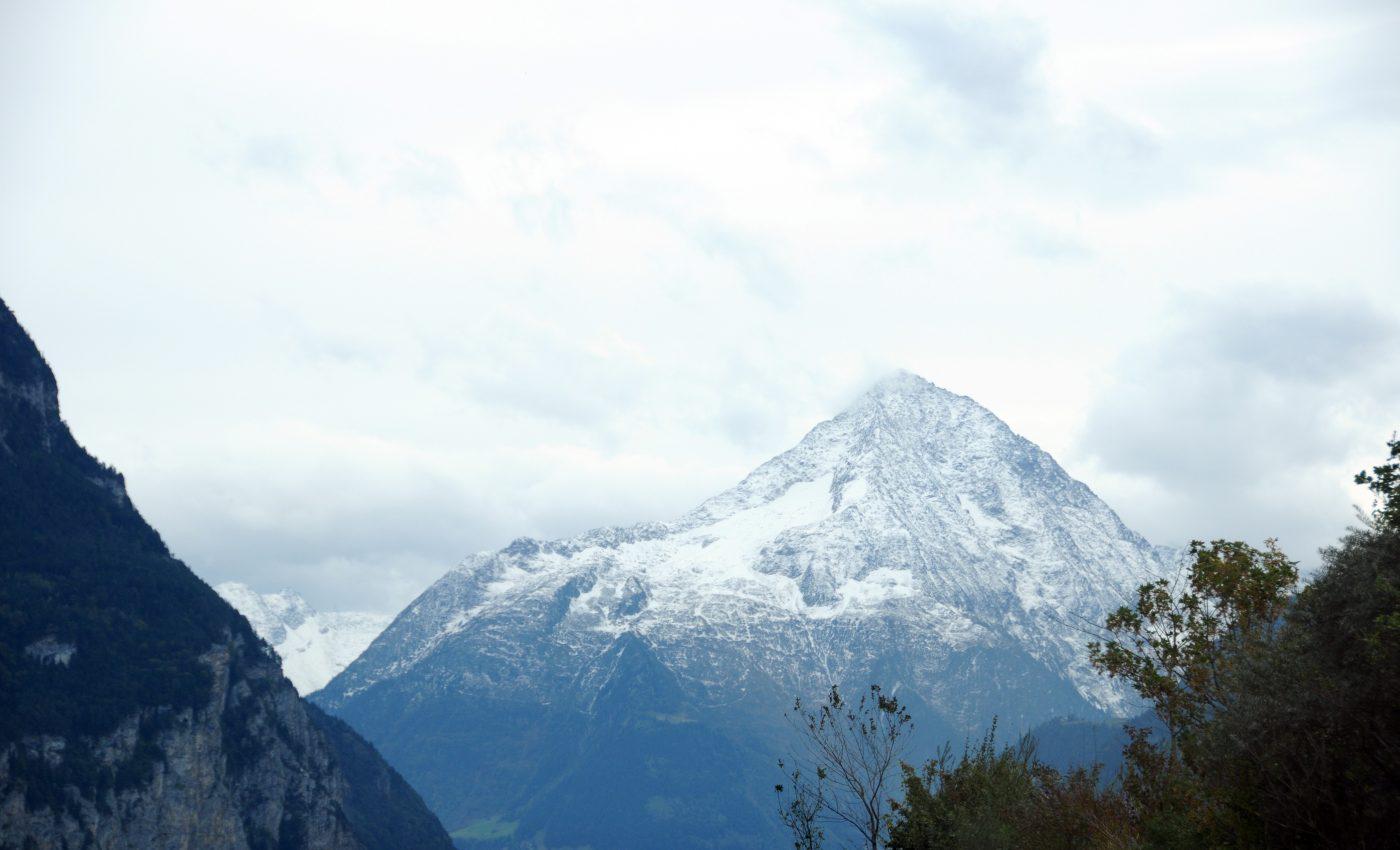 שוויץ המושלגת