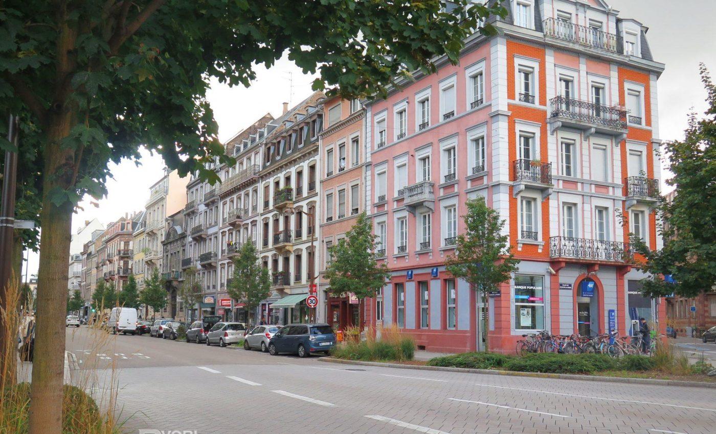 רחוב בשטרסבורג