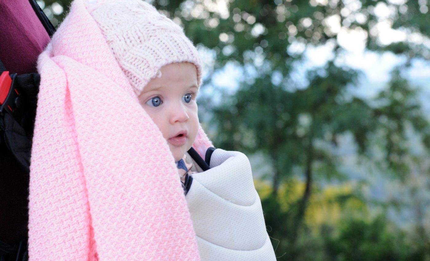 ילדה קטנה בסן ג'ימניאנו