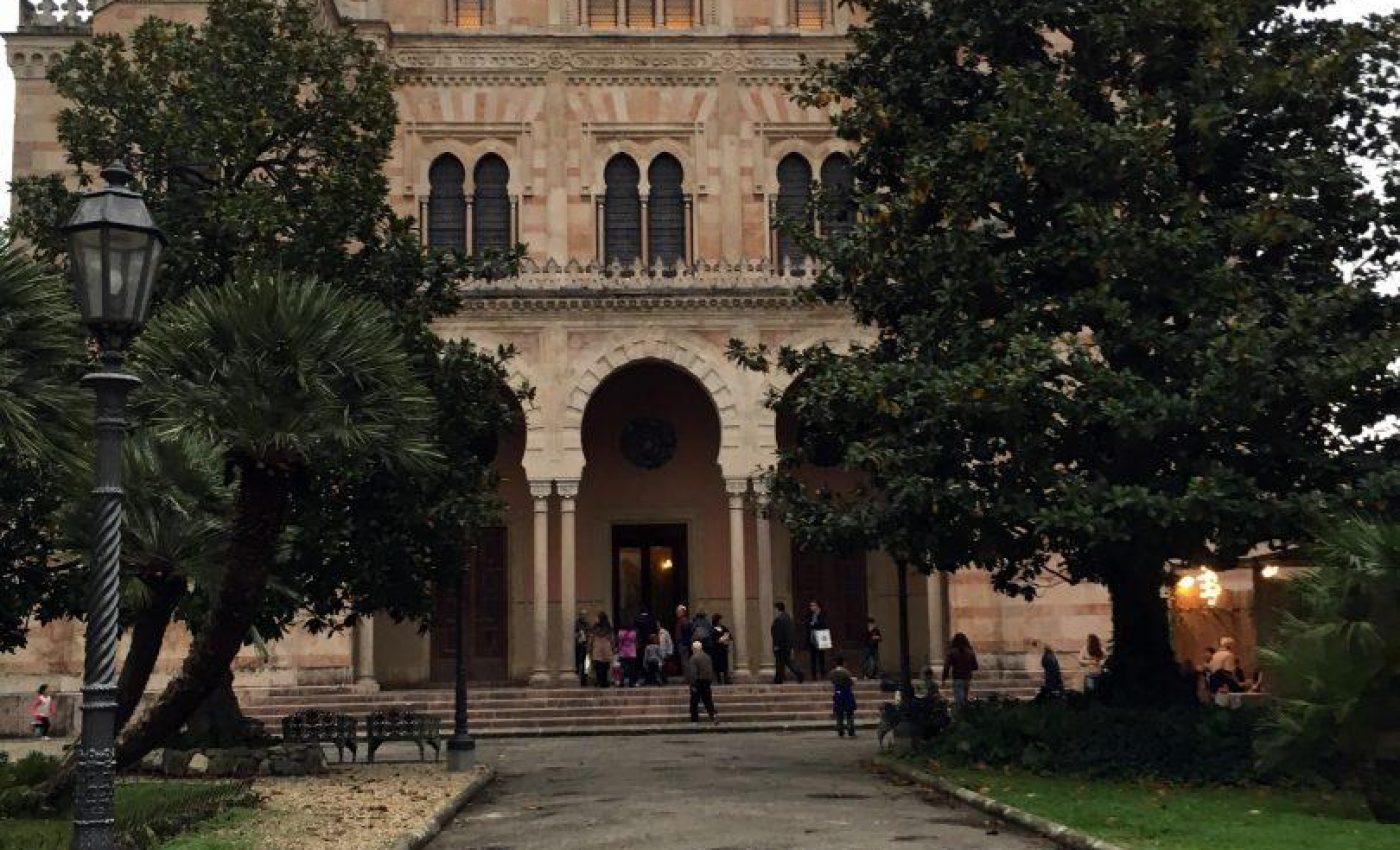בית הכנסת הגדול בפירנצה