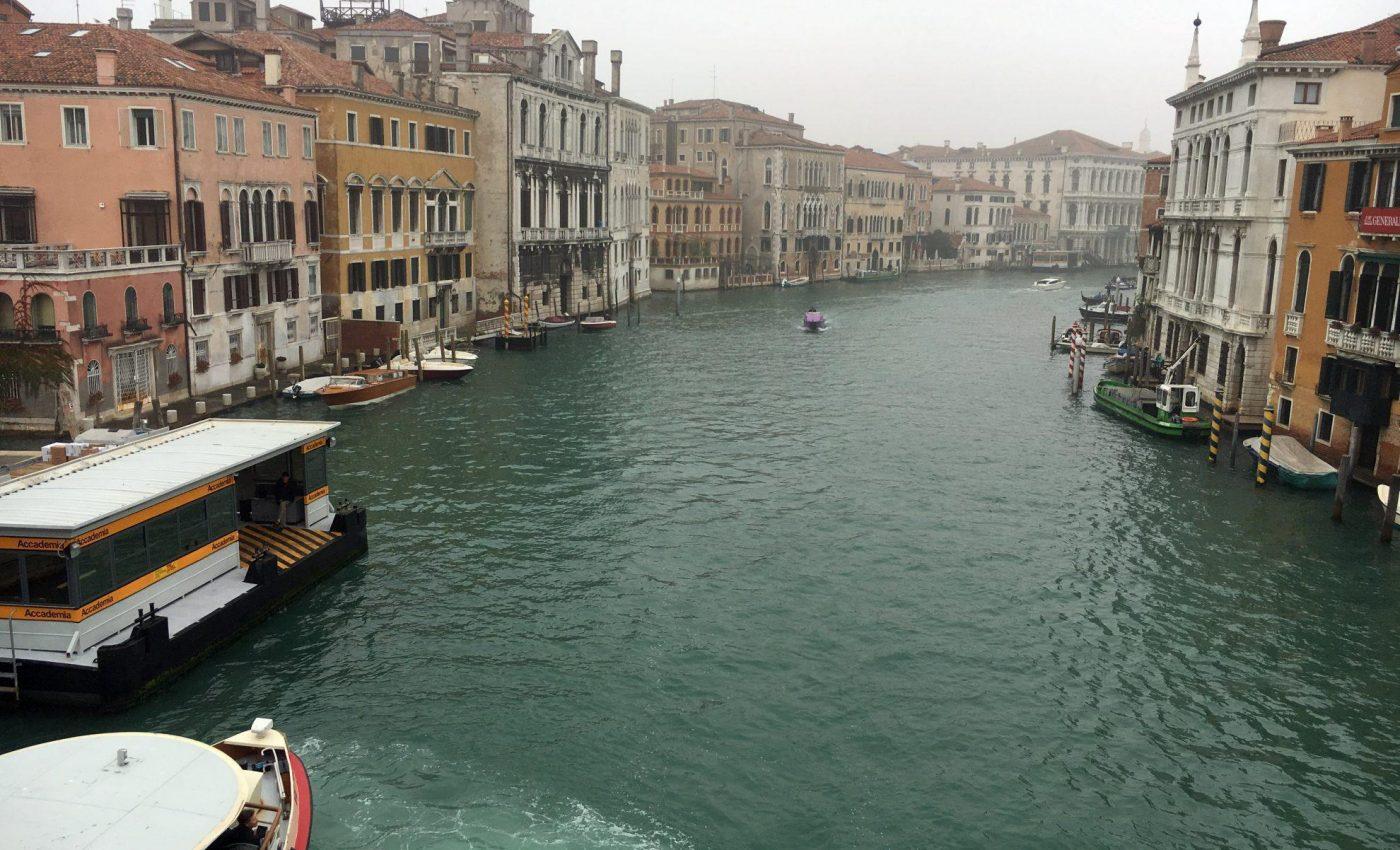 ונציה המדהימה