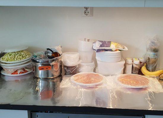 מטבח מצופה וכשר- הכנות לבישולי חג