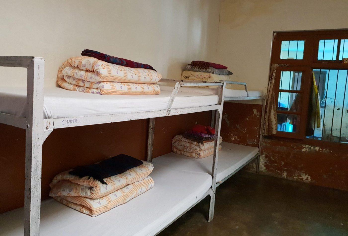 חדר בכפר הילדים הטיבטי