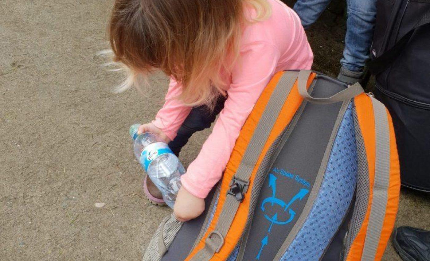 מארגנים את התיקים למסע