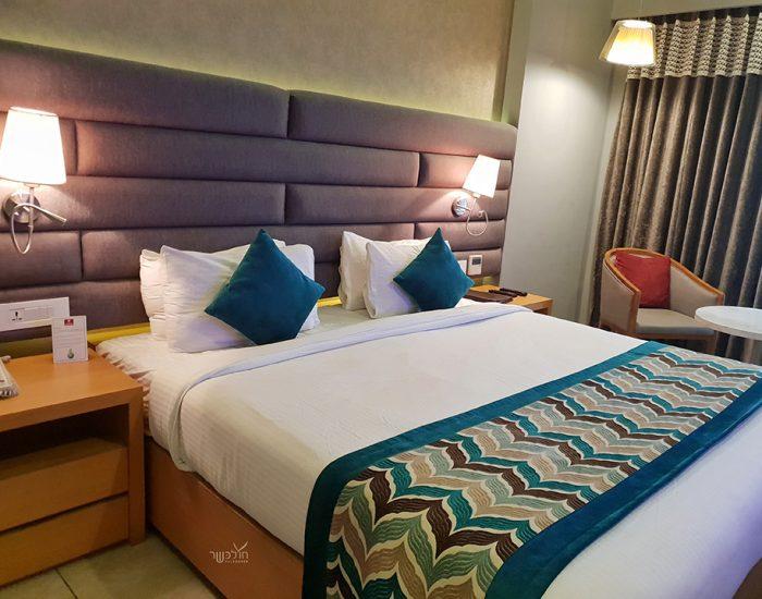 חדר המלון באודייפור