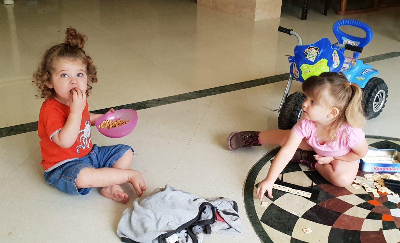חברים ומשחקים בחב''ד בגסו