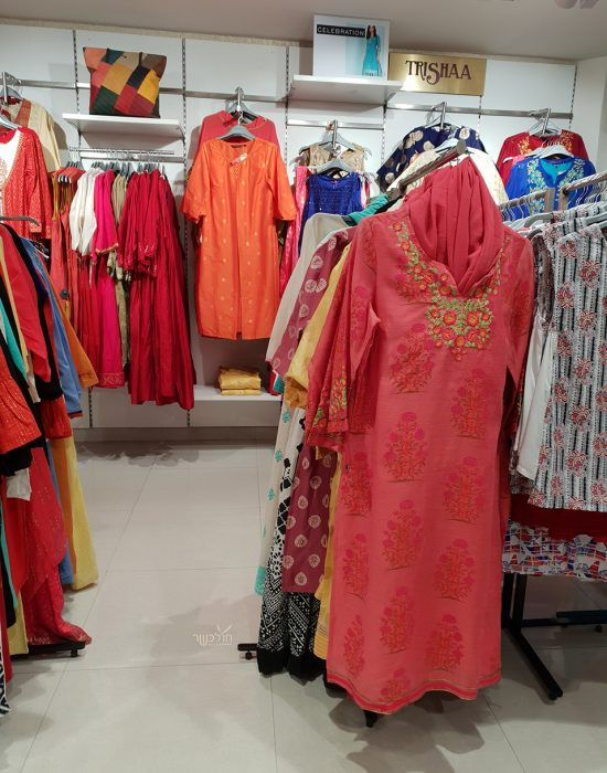 חנות בקניון בהודו