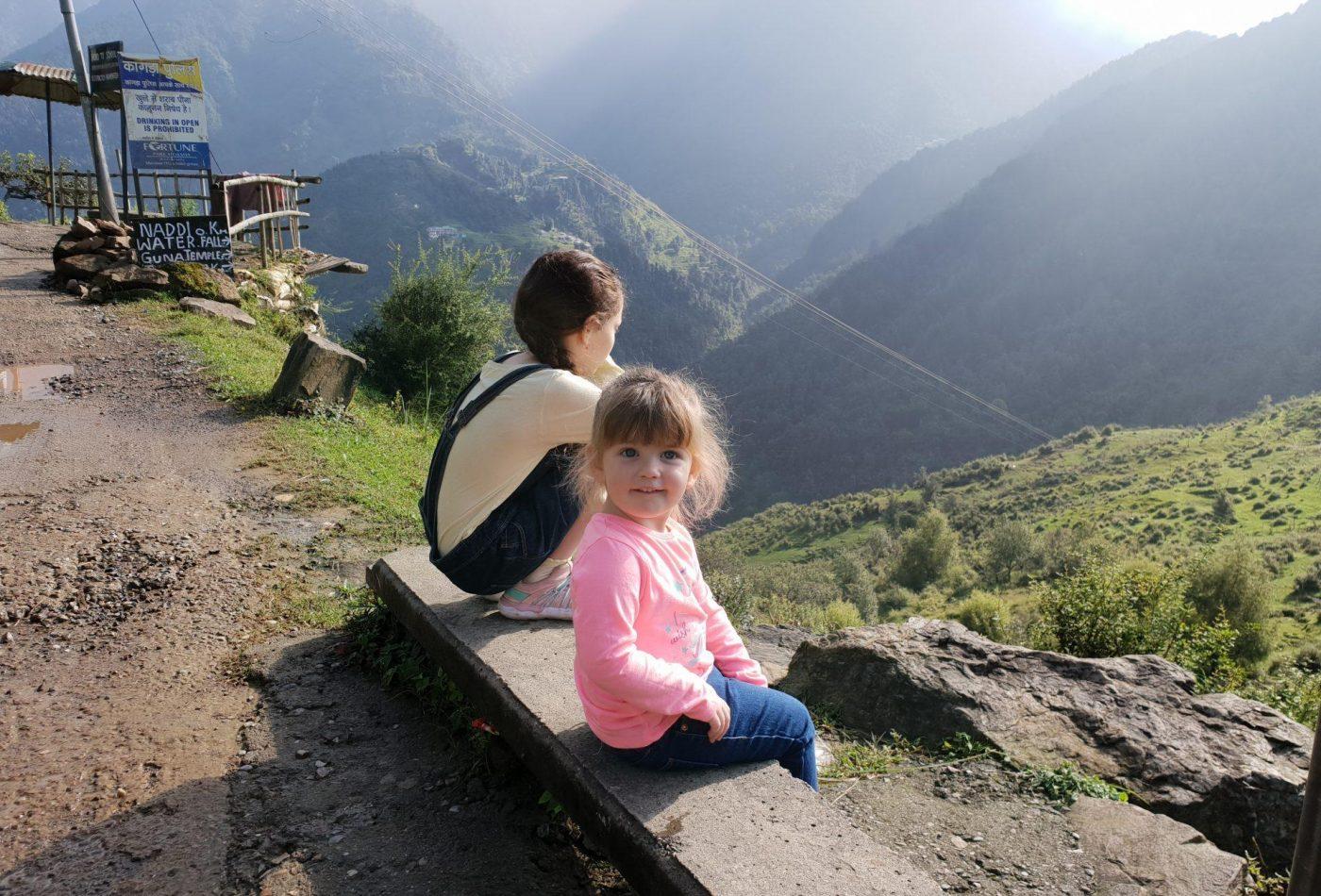 תצפית מדהימה בכפר נאדי