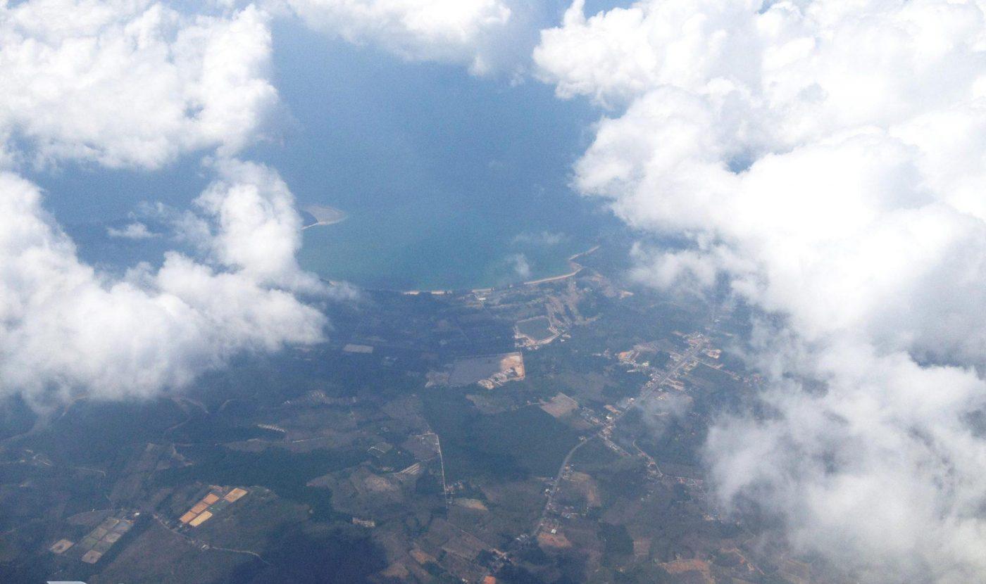 תאילנד מלמעלה