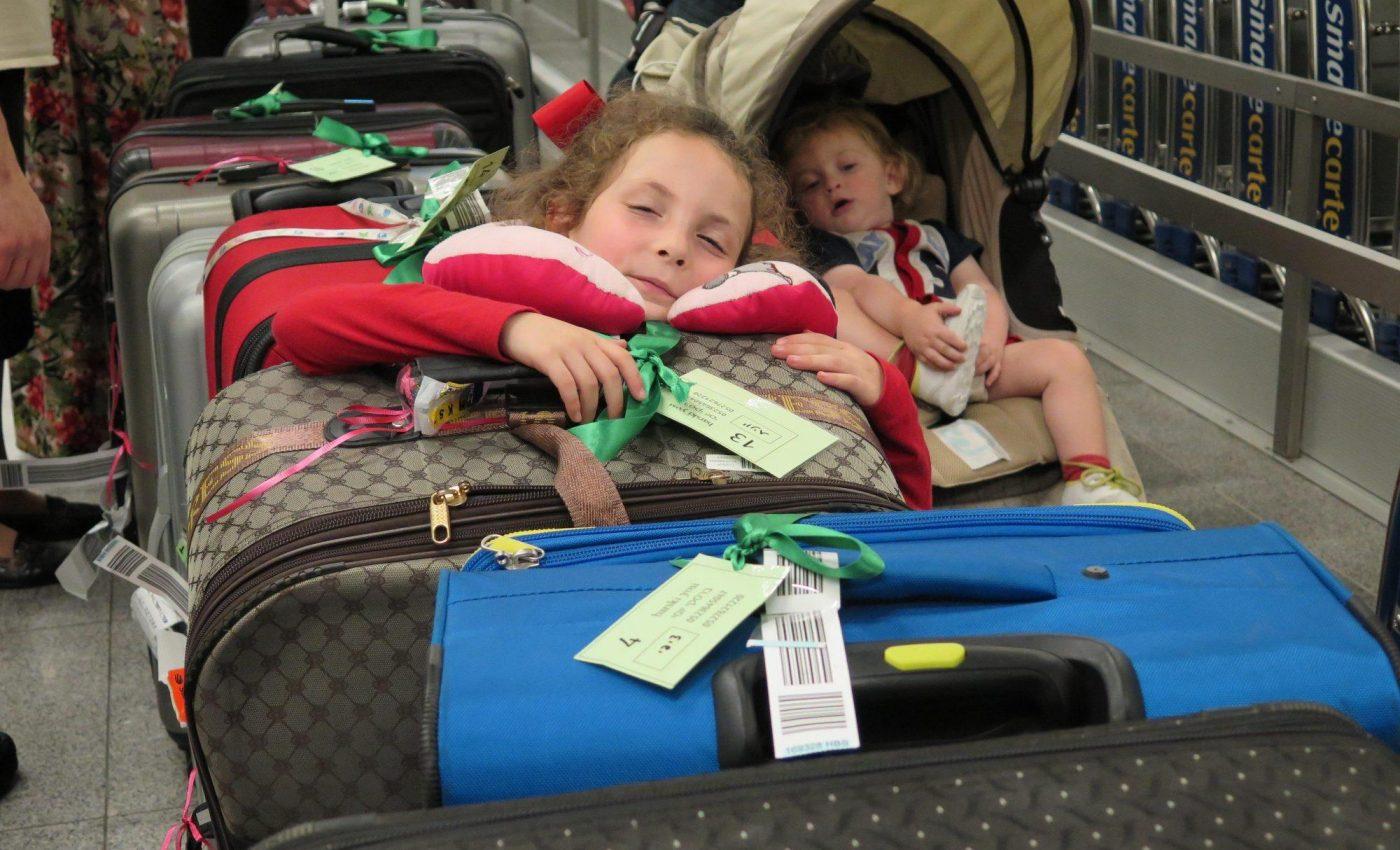 אוספים מזוודות