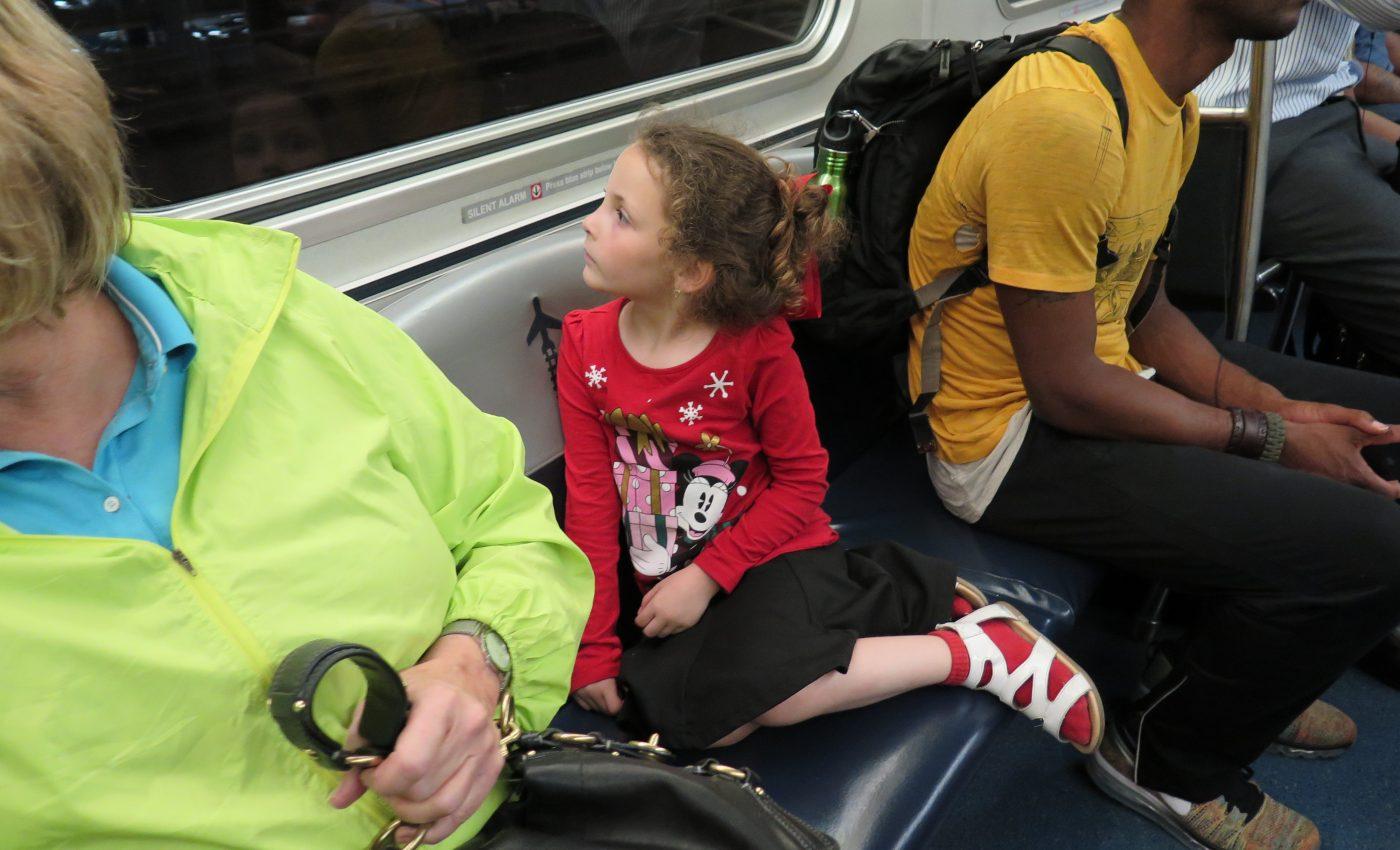 ברכבת בשדה התעופה בניו יורק,אל חברת השכרת הרכב