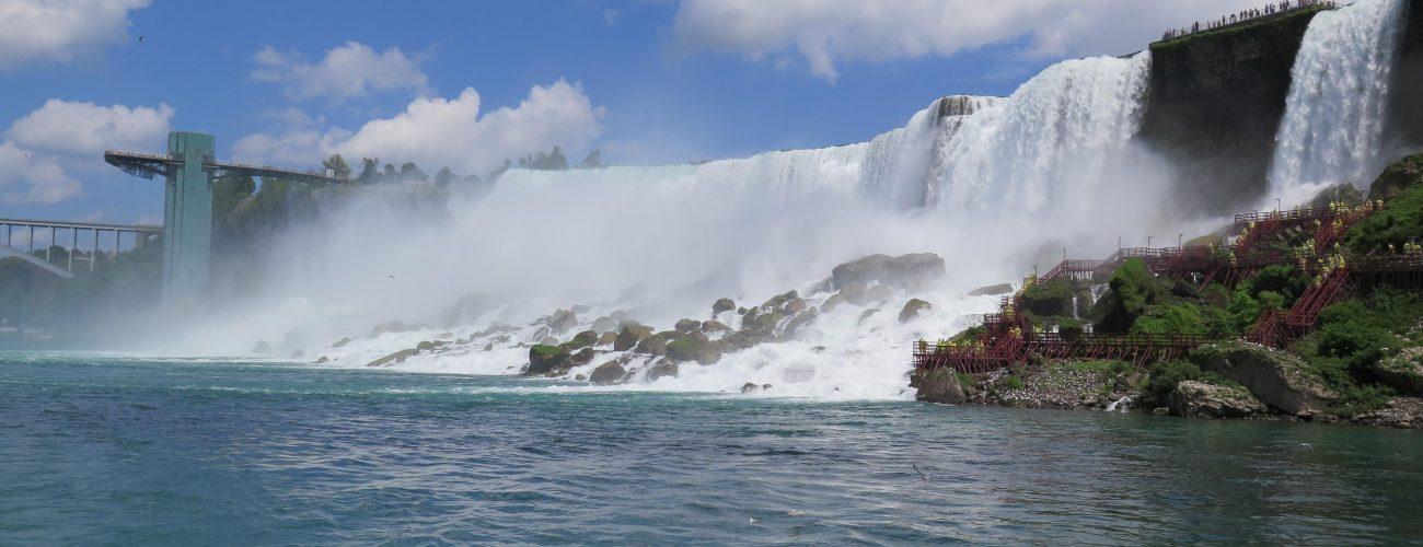 מפלי הניאגרה-קנדה