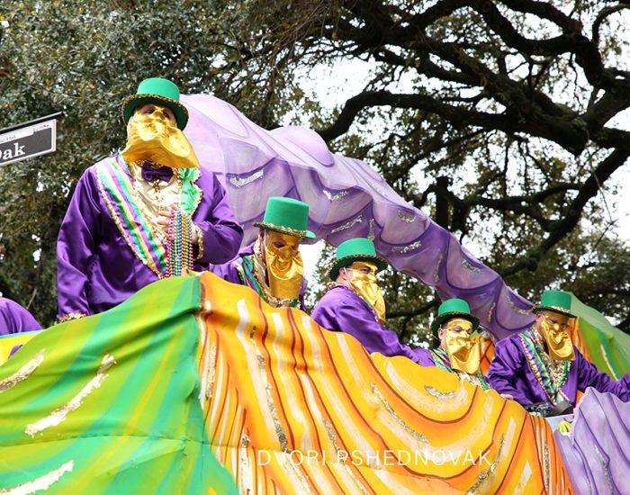 תהלוכת המרדי גרא בניו אורלינס