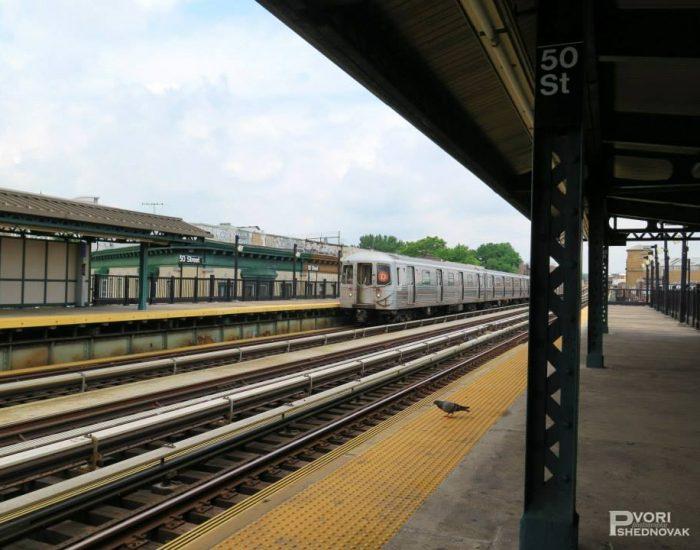 רכבות מיושנות בניו יורק