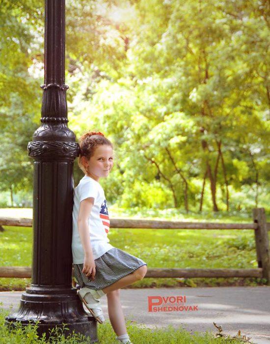 צילומים בסנטרל פארק