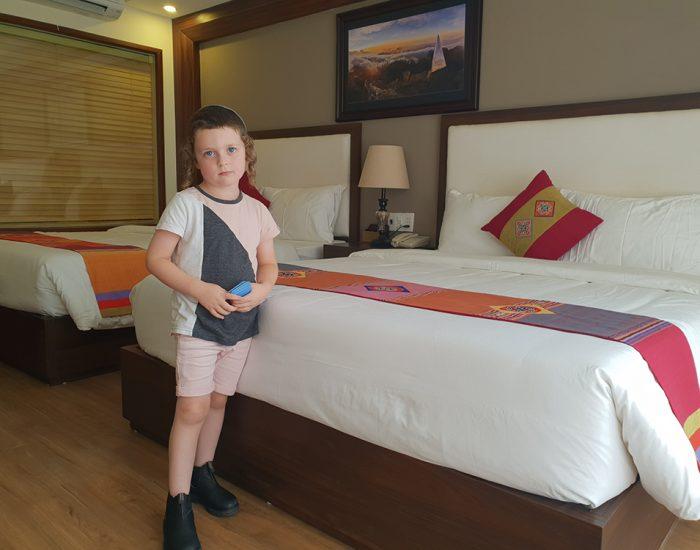 המלון בסאפה