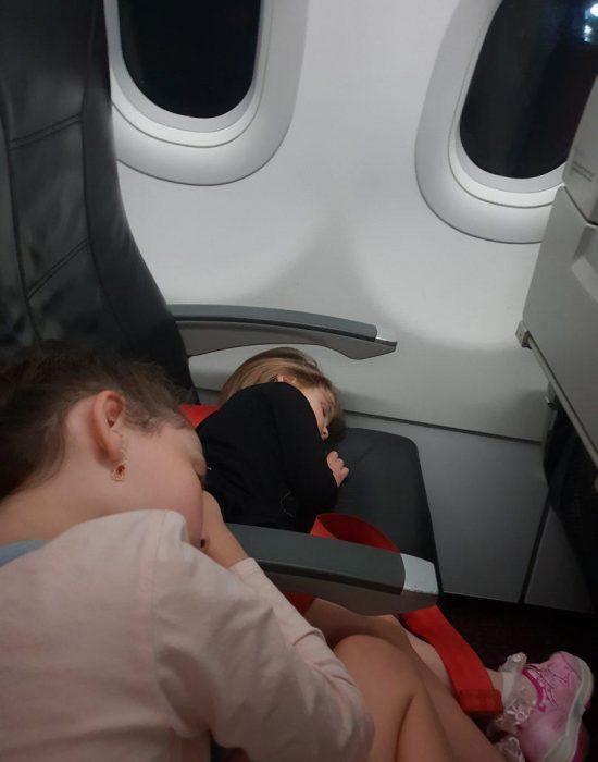 עייפים בטיסה