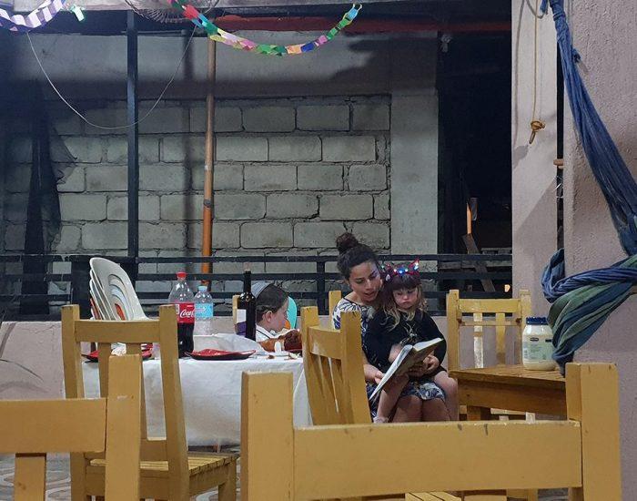 מוצאי חג באל נידו