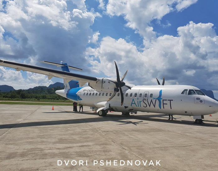 מטוס קטן, 44 מקומות בלבד