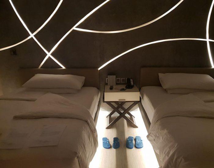 חדר מוכן לשינה
