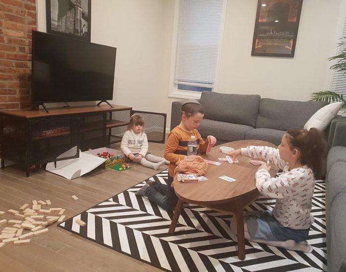 משחקי קלפים ולגו