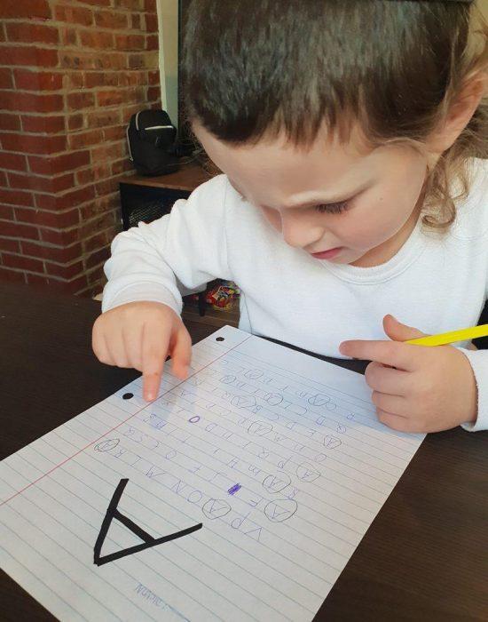 תעסוקה לילדים ליום חורף חינוך ביתי