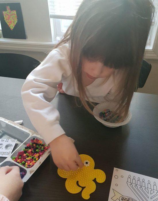 תעסוקה לילדים ליום חורף