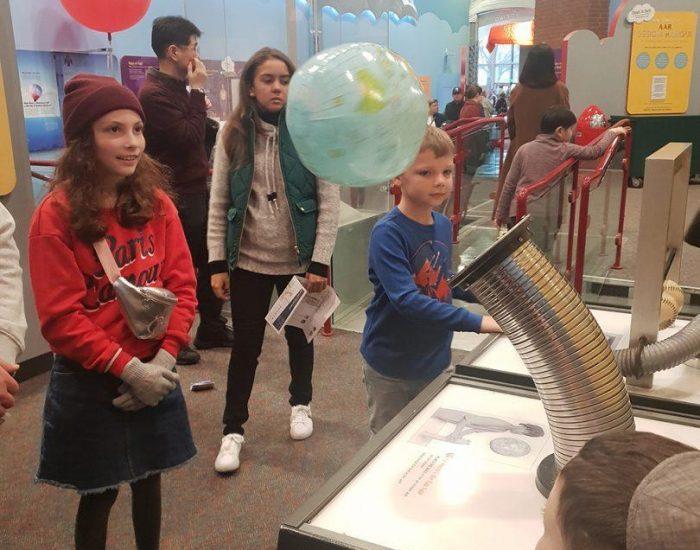 אטרקציות חינם בוושינגטון עם ילדים