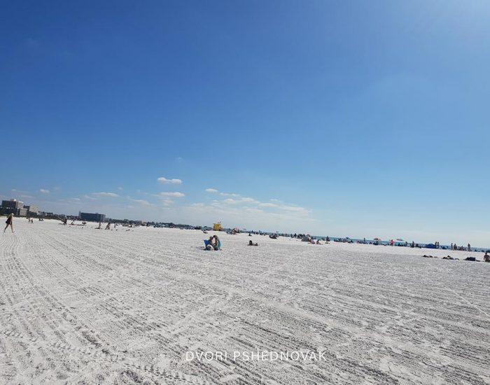 חוף רחב במיוחד