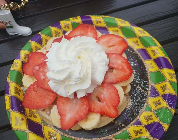 Waffles on Maple New Orleans