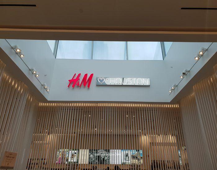 H&M יוסטון