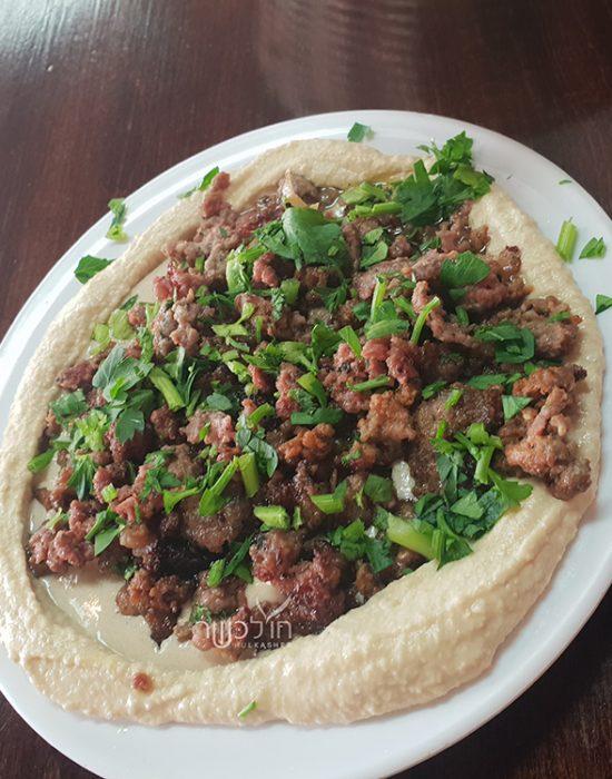 אוכל ישראלי בטקסס
