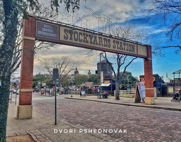 STOCKYARD STATION
