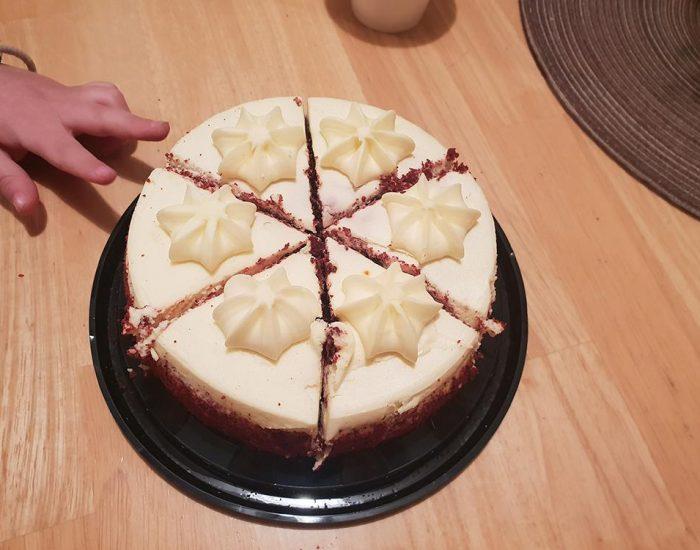 עוגת יומהולדת