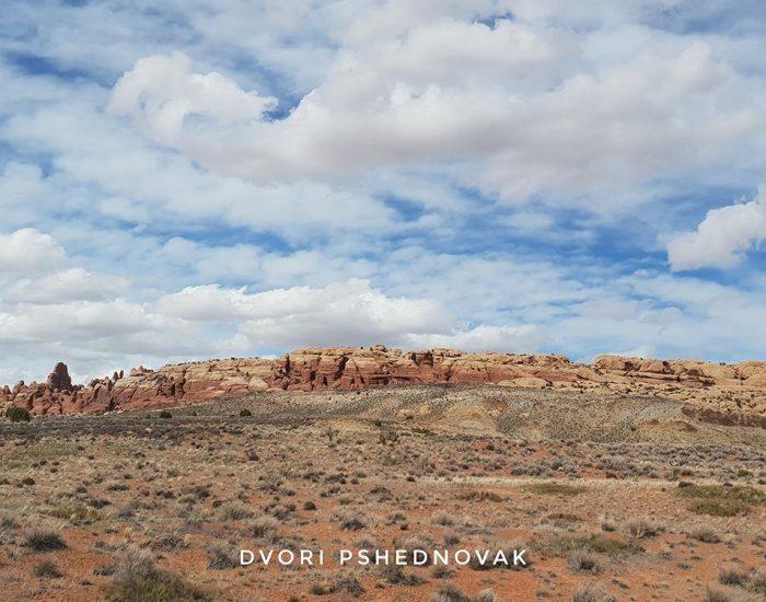 עוד נופים בפארק הלאומי ארצ'ס