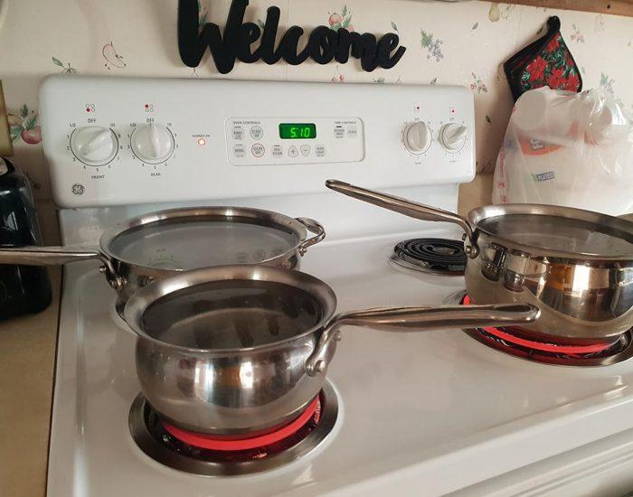 מכשירים סירים ומטבח