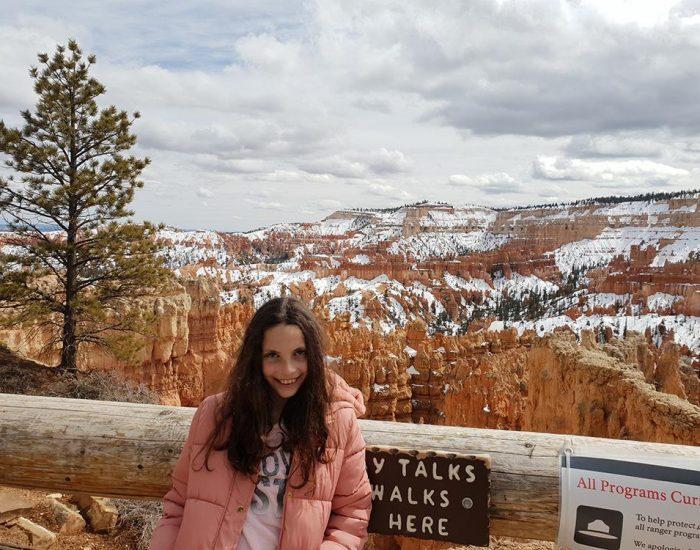 רותי בפארק לאומי ברייס קניון ביוטה